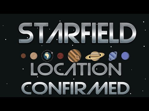 StarField Trailer Analysis - LOCATION CONFIRMED? -  where the game will take place