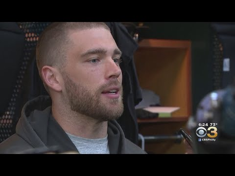 Zach Ertz Talks About Support Wife In World Cup