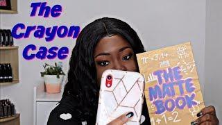 ALL MATTE Eyeshadow Tutorial | The Matte Book | The Crayon Case