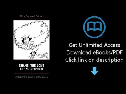 Download shane the lone ethnographer a beginners guide to download shane the lone ethnographer a beginners guide to ethnography pdf fandeluxe Gallery