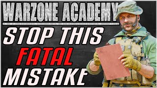 DON'T BE AN EASY TARGET - Counter Sniping, Movement Around Corners, and More! [Warzone Academy]