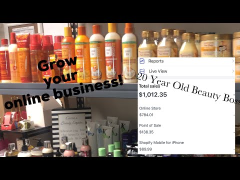 How My Online Business Makes +$1000 Under 30 Days! Grow Your Business