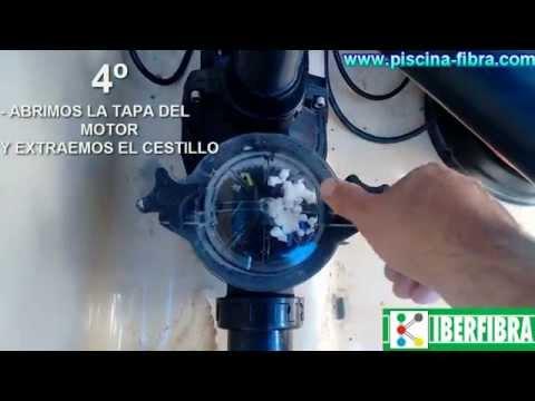 Limpieza de cestillo de la bomba de la depuradora filtro for Tapa filtro depuradora piscina