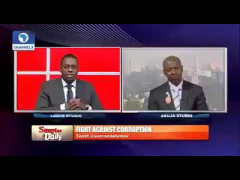 Magu on Channels TV