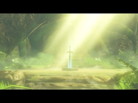 Comment trouver l'épée de legende dans zelda breath of the wild ?