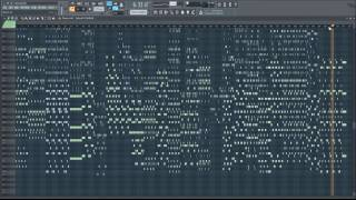 Best of EDM 2016 - 2017 | Best Melodies in FL Studio 12 [HD] + FLP & MIDI