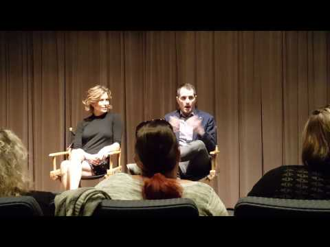 The Catch Interview with Allan Heinberg and Sonya Walger