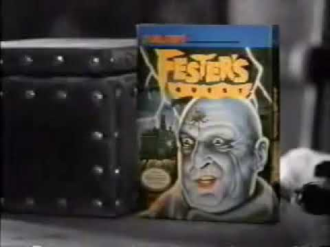 Fester's Quest NES Commercial