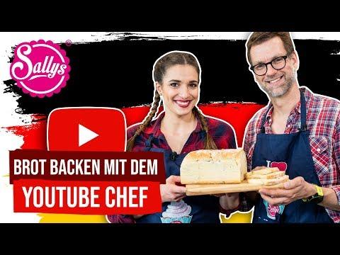 Backen und bauen mit dem YOUTUBE CHEF Deutschlands / Sallys Welt