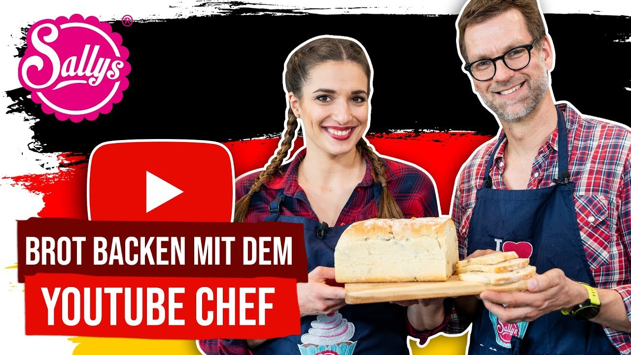 backen und bauen mit dem youtube chef deutschlands sallys welt