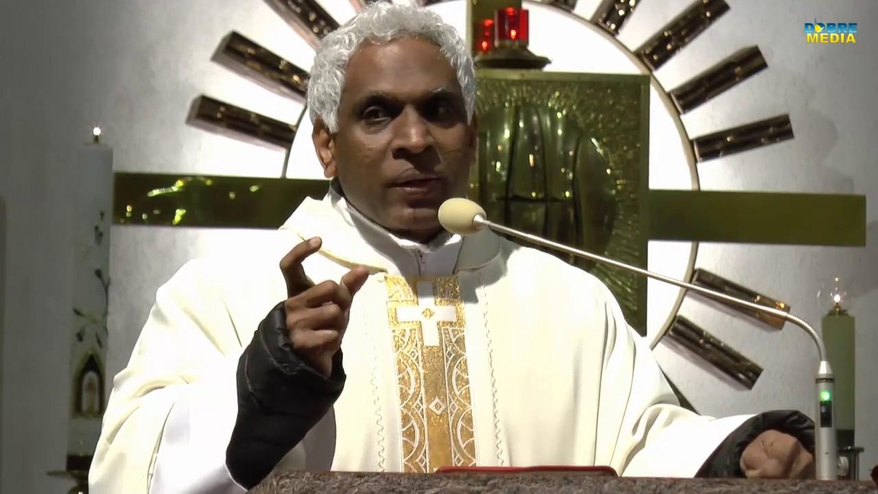 ks. Jose Maniparambil – Dobrzy jak chleb – kazanie pierwsze