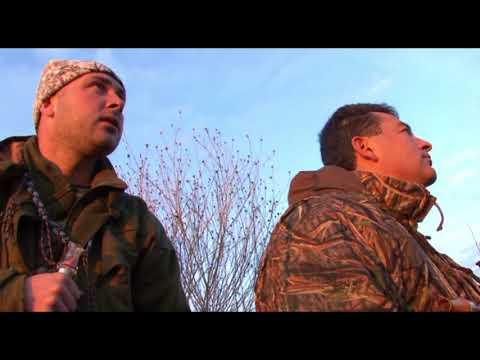 Goose hunting Rosokastro village Burgas Bulgaria 2013