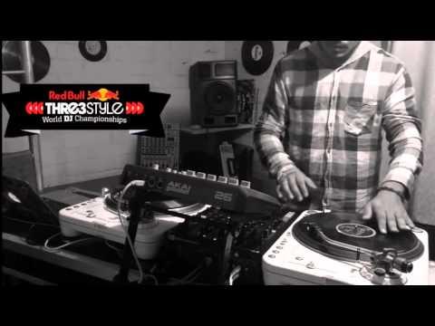 DJ TNX: Redbull Thre3style Submission 2016