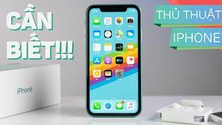 Những mẹo sử dụng iPhone mới nhất bạn Cần Phải Biết!!!