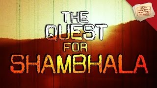 The Soviet Quest for Shambhala