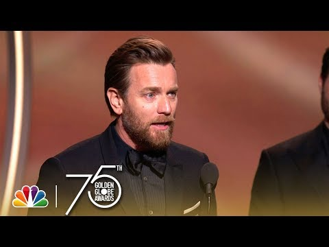 Download Youtube: Ewan McGregor Wins Best Actor in a Limited Series at the 2018 Golden Globes