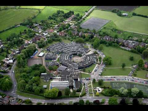 Aerial Photos Of Countesthorpe Community College Youtube
