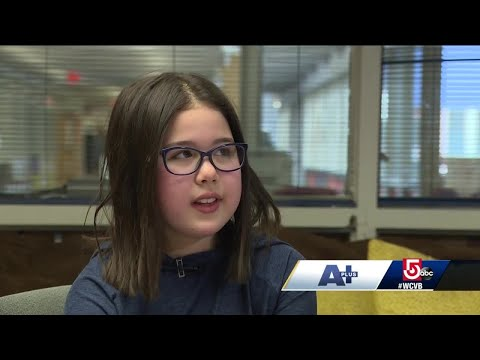 A Plus: Pollard Middle School's Rebecca Gold