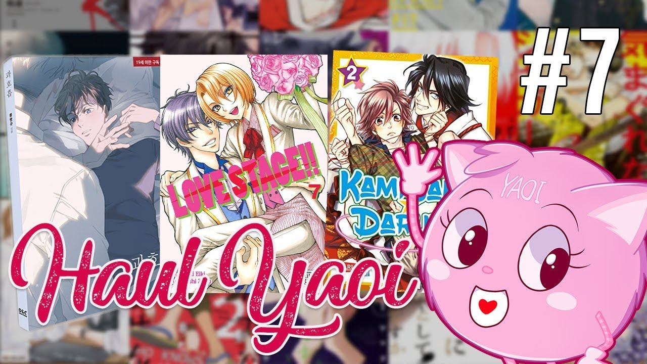Haul Mangas Yaoi 7 Hyperventilation Unboxing Youtube Lee myeongyi has lived his whole life. haul mangas yaoi 7 hyperventilation unboxing