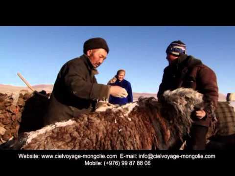 ouest de la Mongolie