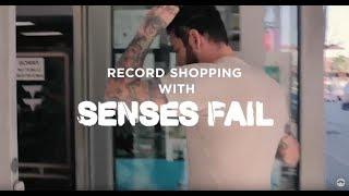 senses fail goes record shopping