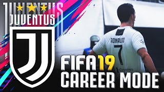 FIFA 19 JUVENTUS CAREER MODE - 90TH MINUTE WINNER!!! #10