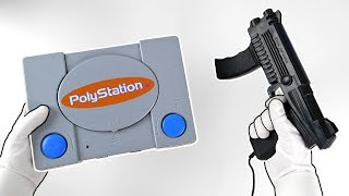 "So I Found This Fake PlayStation... Unboxing ""POLYSTATION"" Famiclone Bootleg Console"