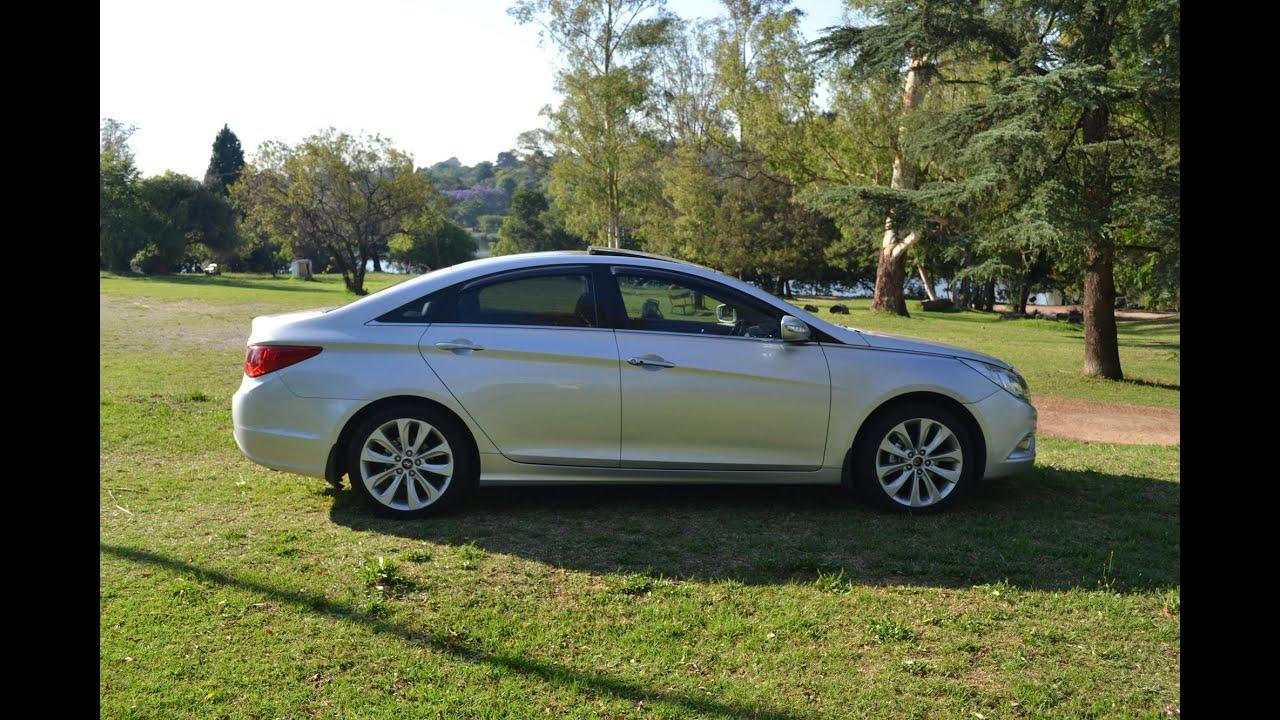 2011 Hyundai Sonata 2 4 Gls 2758 Youtube
