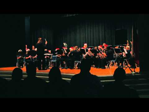 """John Williams in Concert"" - Granbury Middle School Symphonic Band"
