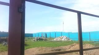 видео Правильно сварить распашные ворота