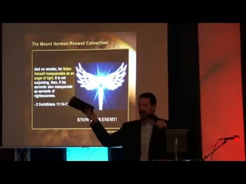 Austin Nephilim Conference Part 1: Mt. Hermon-Roswell Connection