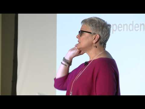 Food is love: Mary Beth Rosenthal at TEDxMontclair
