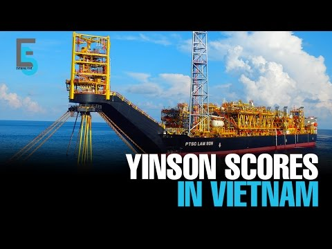 EVENING 5: Yinson bags US$1 bil FPSO contract