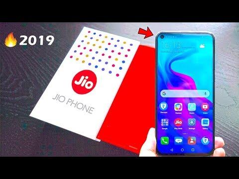 JIO PHONE NEWS - First Look, DSLR Camera, 5G ▶ Low Price Smartphones 2019