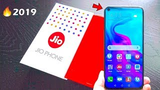 JIO PHONE NEWS - First Look, DSLR Camera, 5G ▶ Low Price Smartphones 2019