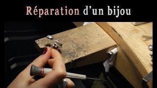 Réparation (désassembler un bijou) • Agnes Bijouterie