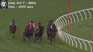 Flemington Jump Outs 9 April 2021 Jump Out 7