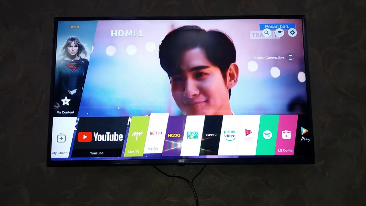 How to Connect a Samsung Phone to a Samsung TV