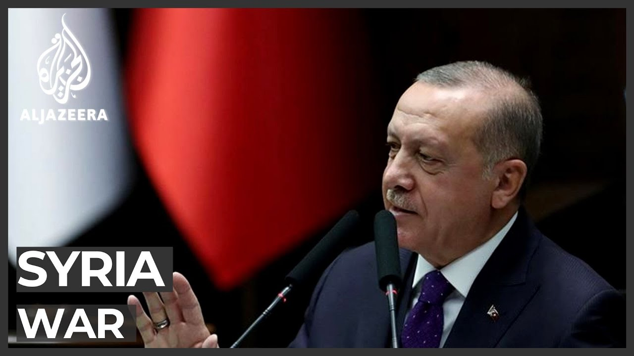 Turkey vows to drive Syrian forces back from Idlib