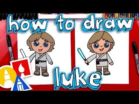 how-to-draw-luke-skywalker-cartoon