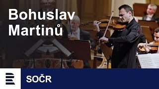 Bohuslav Martinů – Rapsodie – koncert pro violu a orchestr