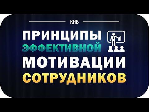 Принципы Эффективной Мотивации Сотрудников!