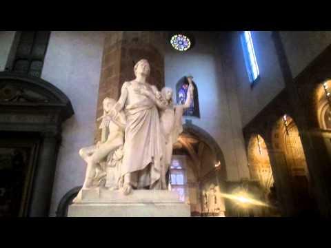 La  tomba  di Leon  Battista  Alberti