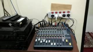 Sound system masjid Imam Bonjol Bekasi