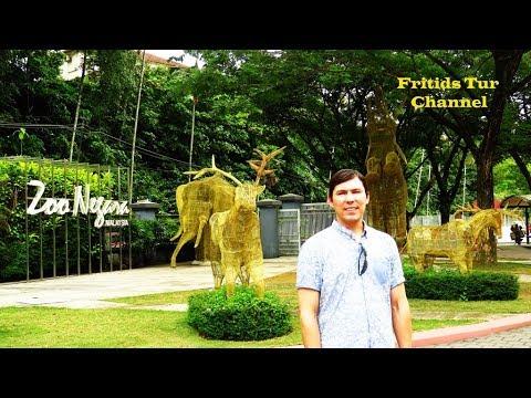Visiting Zoo Negara KL Malaysia