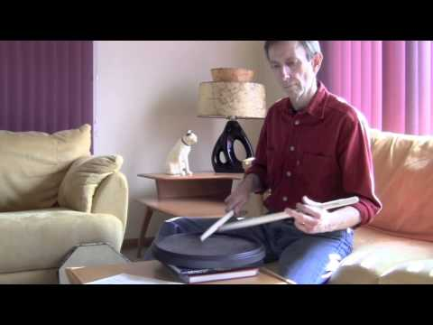 """""""My Friend Norman"""" Snare drum solo, by John S. Pratt"""