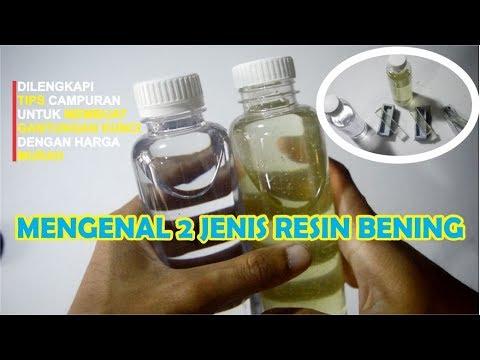 MENGENAL 2 JENIS RESIN BENING (108 dan PA)