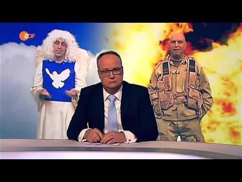 Heute Show ZDF 04.12.2015