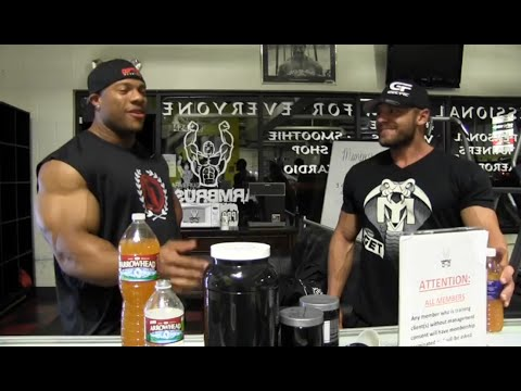 Mr. Olympia Phil Heath and Marc Lobliner Discuss Supplements, The Industry and Gifted Nutrition