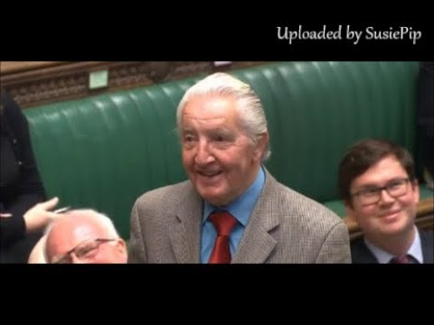 Dennis Skinner 13.06.2018 -What happens when an MP is thrown out of the Commons Chamber!